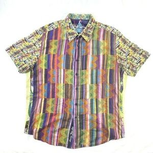 Robert Graham Embroidered knowledge wisdom truth s